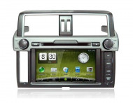 Головное устройство Toyota Land Cruiser Prado 150 (13+) NEW COMPASS CarPAD DT5266